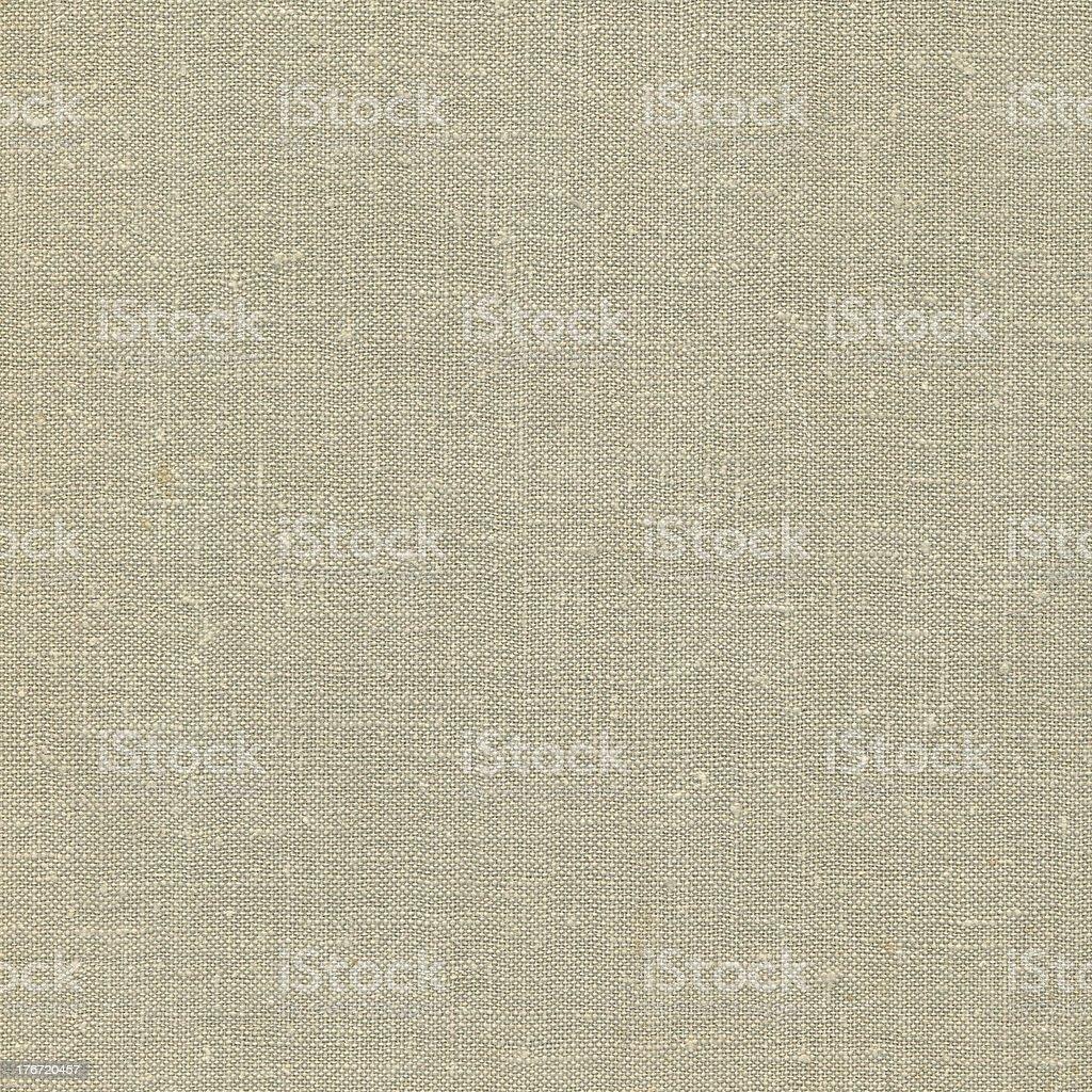 Natural vintage linen burlap textured fabric royalty-free stock photo