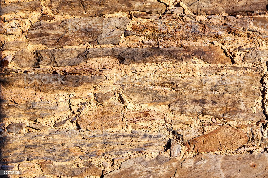 Natural Wall Background stock photo