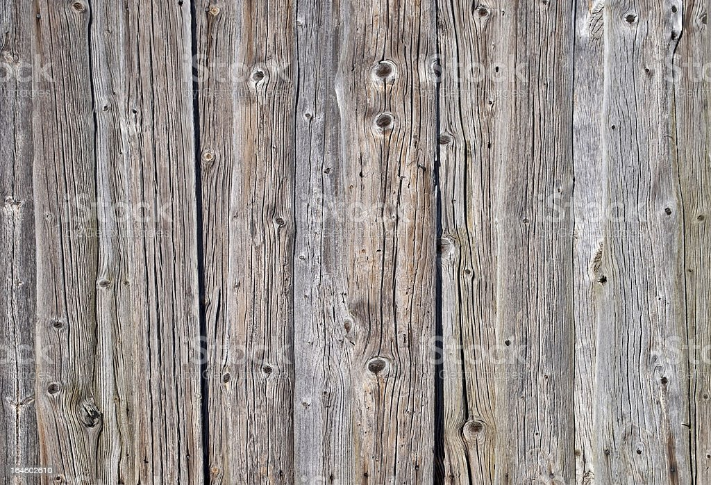 Natural weathered wooden boards background royalty-free stock photo