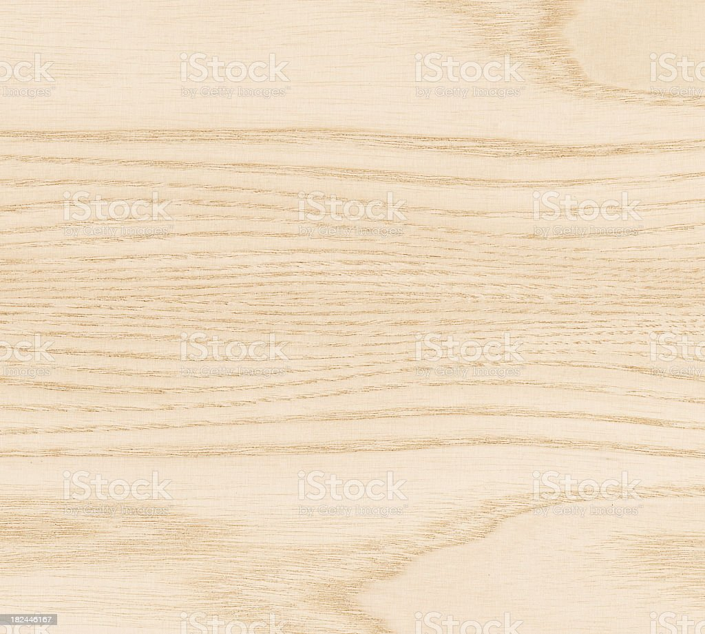natural white ash wood stock photo