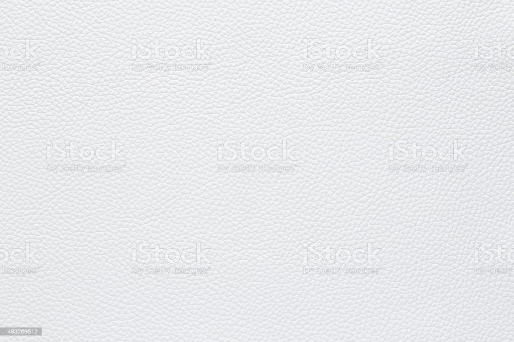 Natural white leather texture Natural pattern stock photo