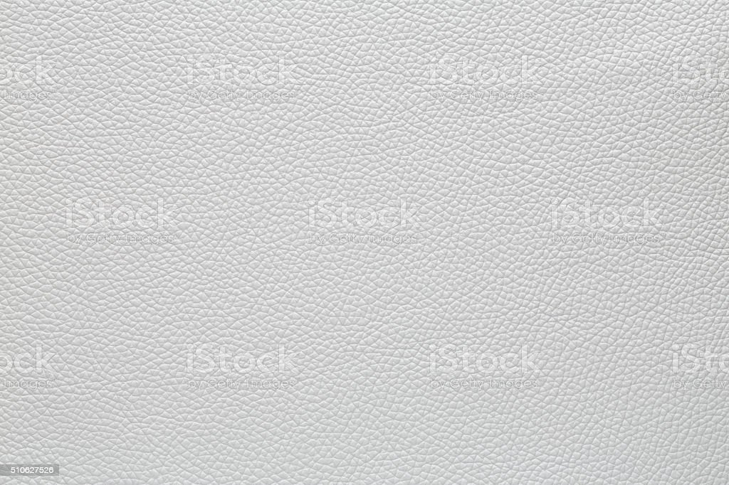 Natural white - light gray leather texture Natural pattern stock photo