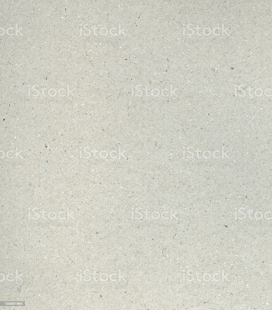 Natural white recycled paper in high resolution royalty-free stock photo
