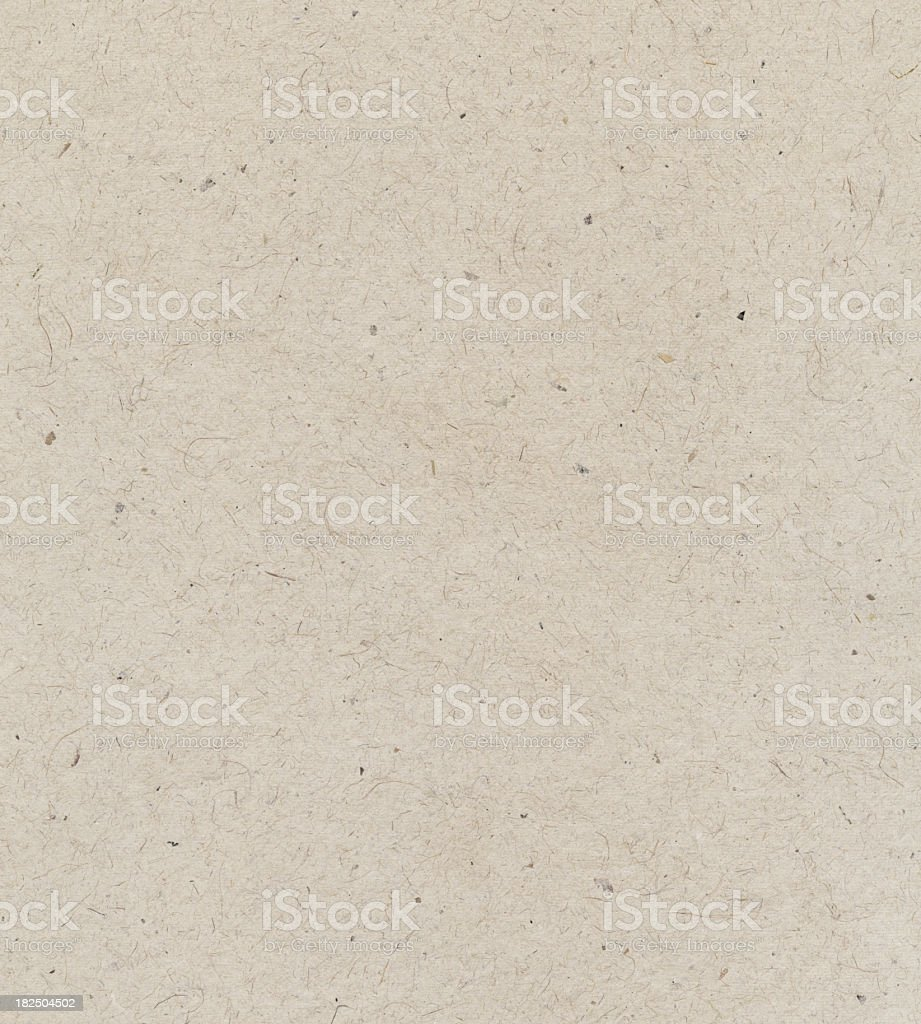 natural white recycled paper royalty-free stock photo