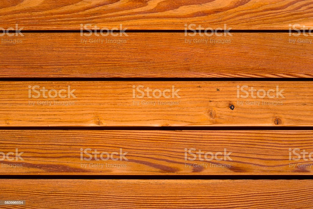 Natural wood texture of new board stock photo