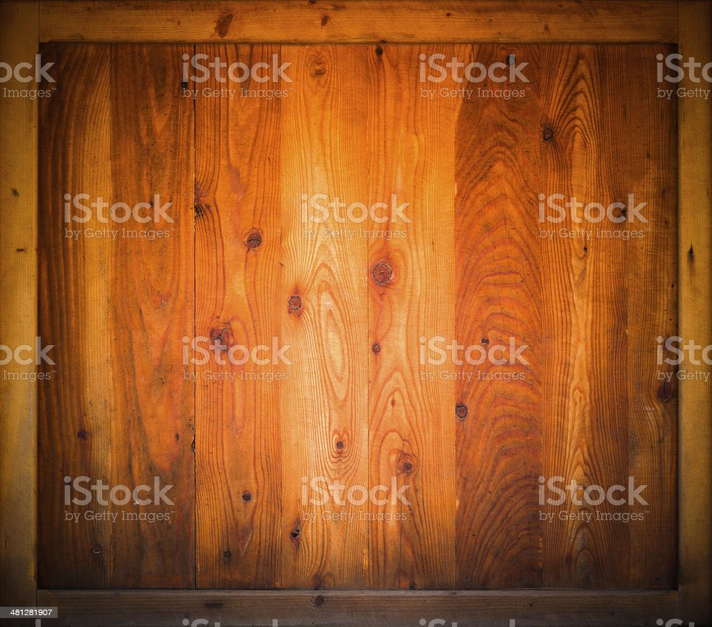 Natural Wooden Background royalty-free stock photo