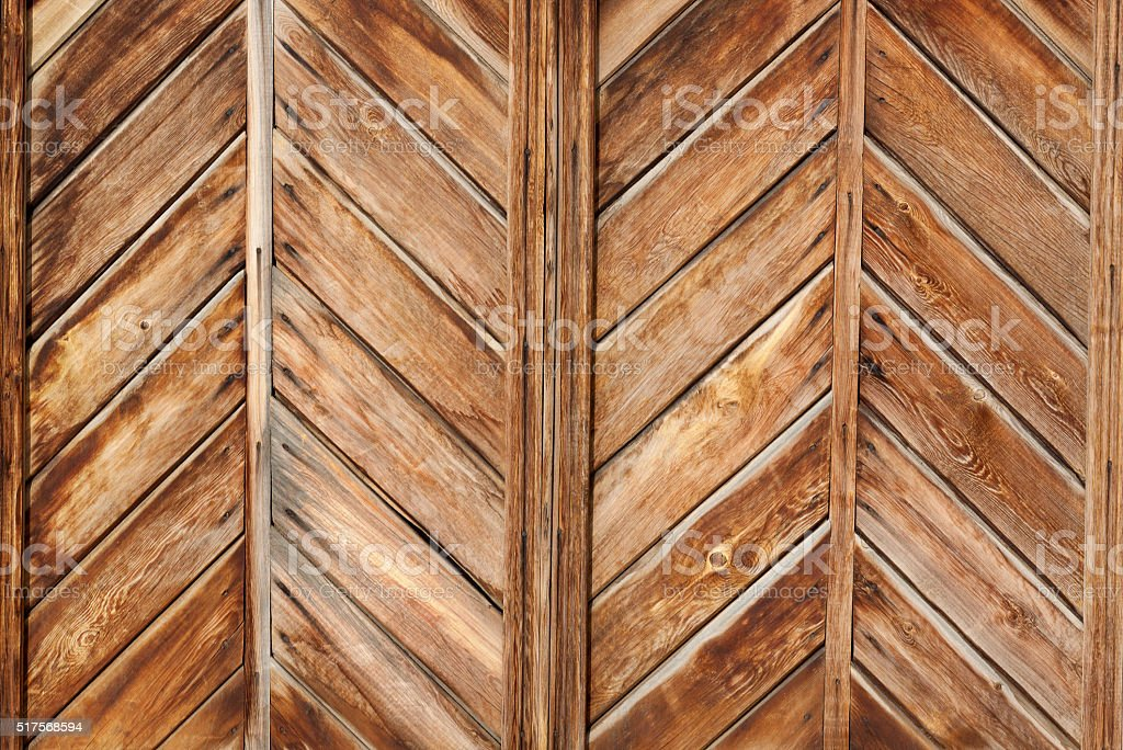 Natural wooden geometrical background stock photo