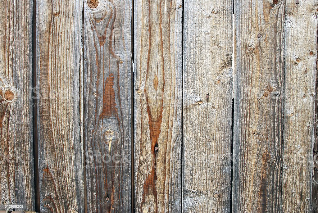 Natural wooden plank background royalty-free stock photo