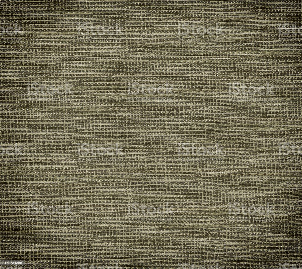 natural woven green fabric royalty-free stock photo