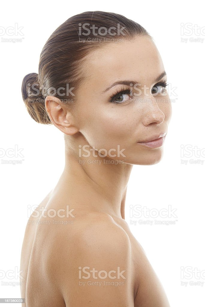 Naturally flawless royalty-free stock photo
