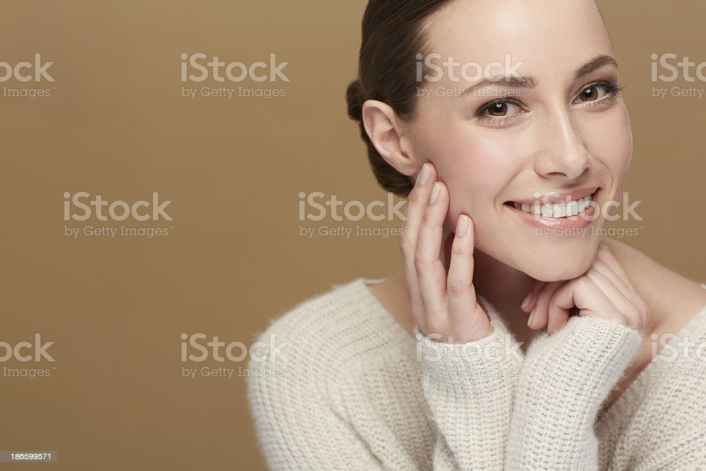 Naturally stunning! stock photo
