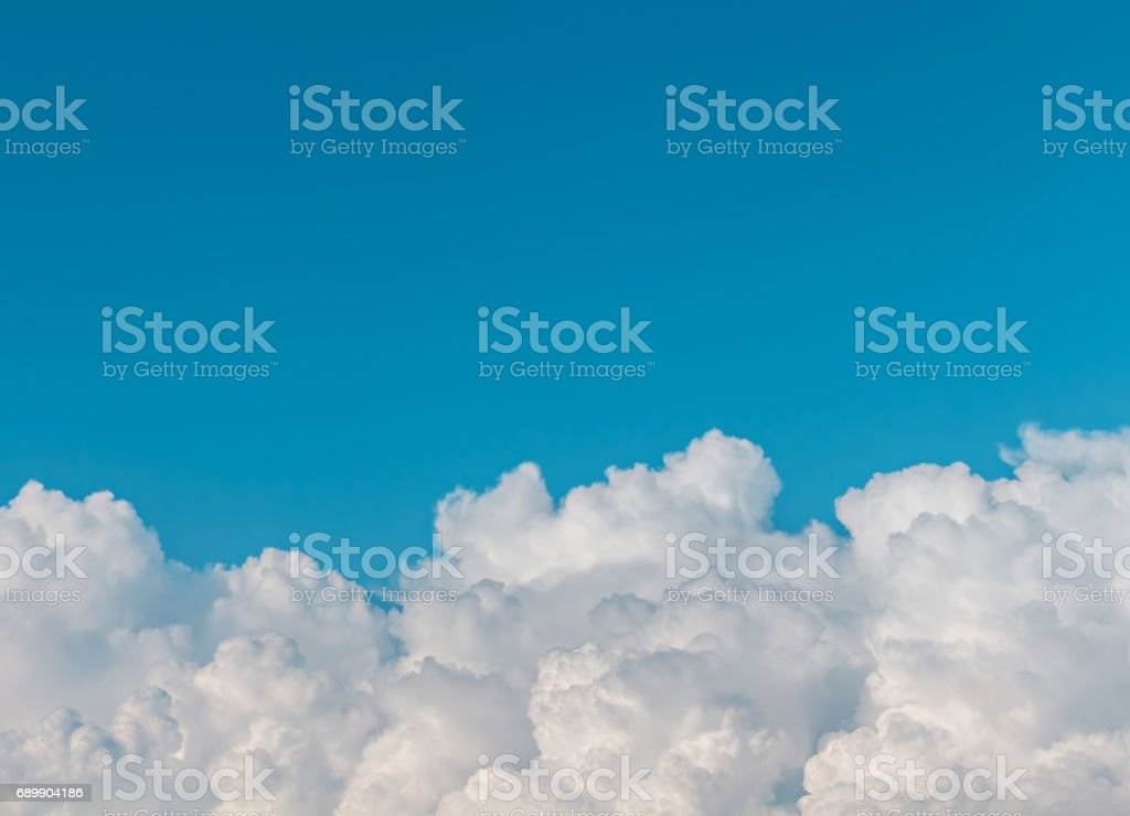 nature and sky stock photo