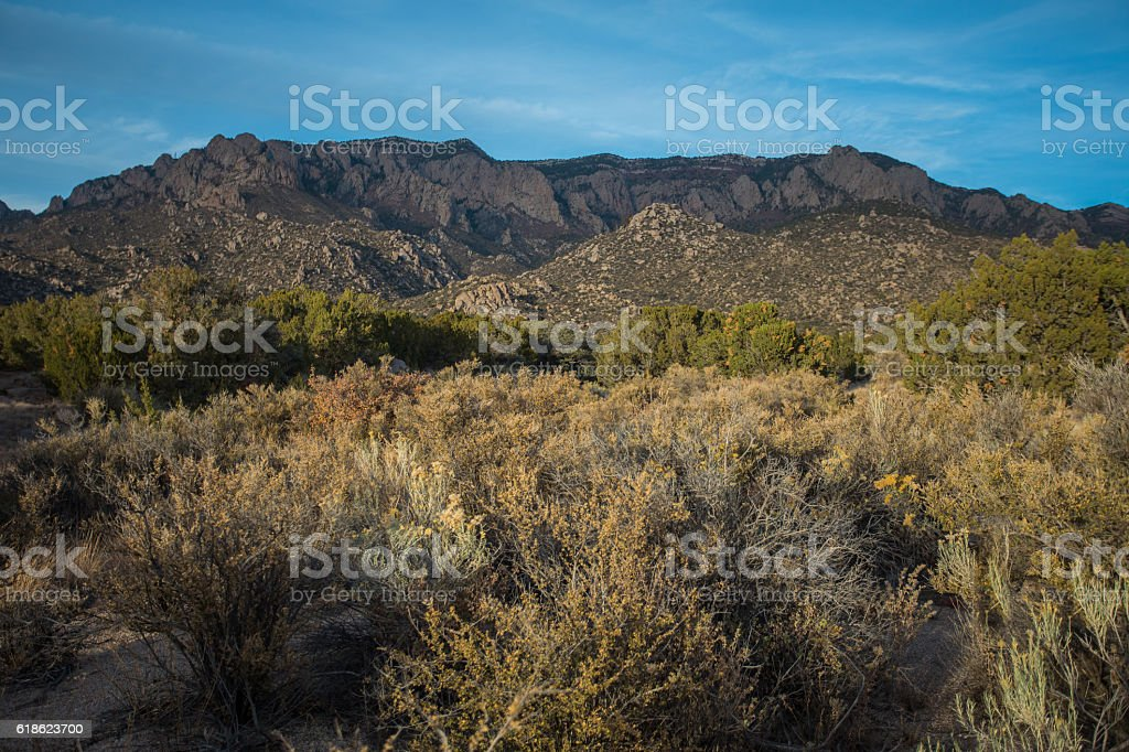 nature inspiration landscape new mexico stock photo