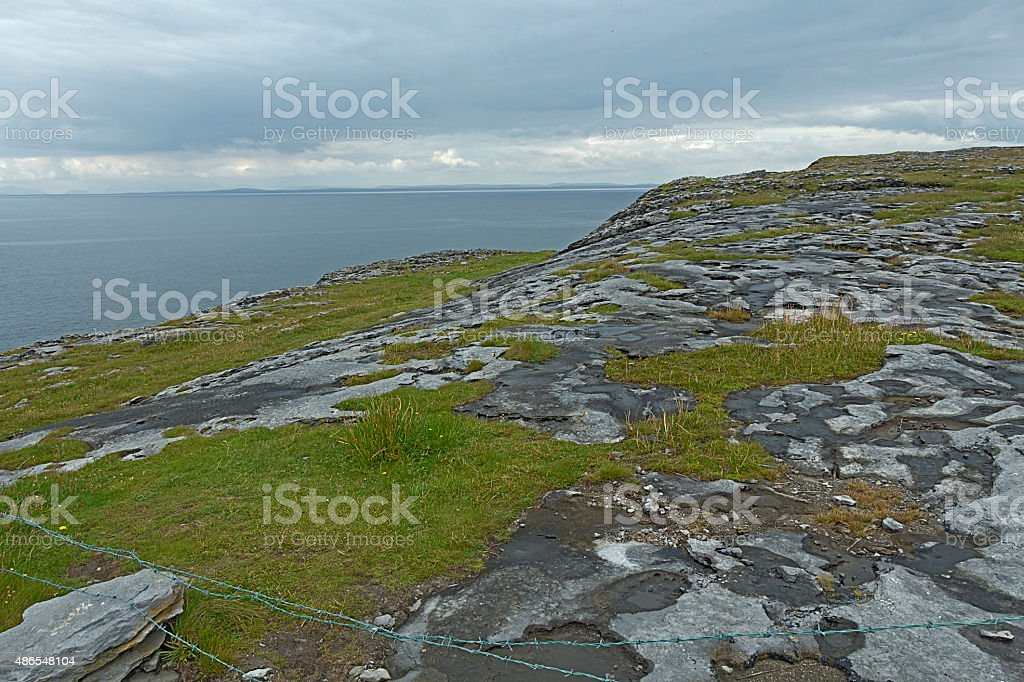 Nature Ireland. stock photo
