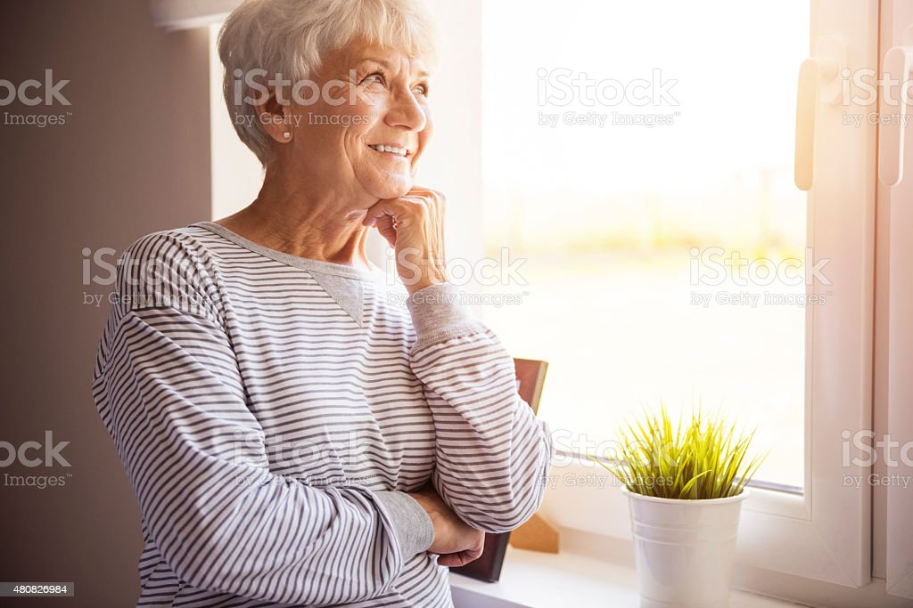 Nature is so beautiful at the morning stock photo