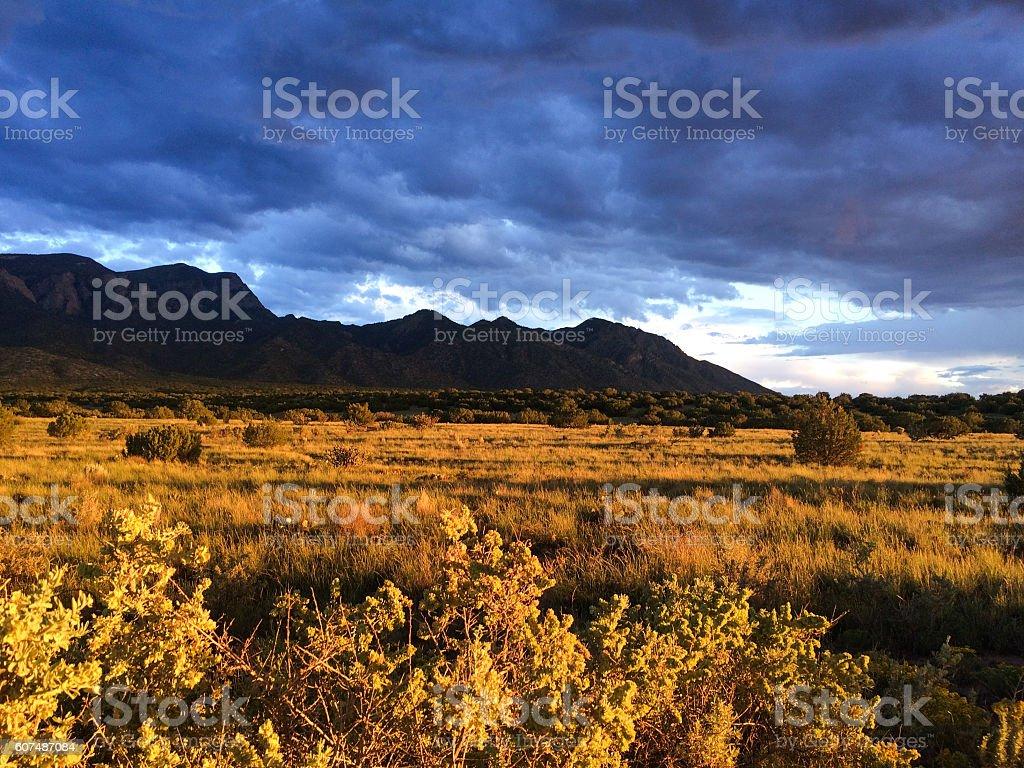 nature landscape inspiration new mexico stock photo