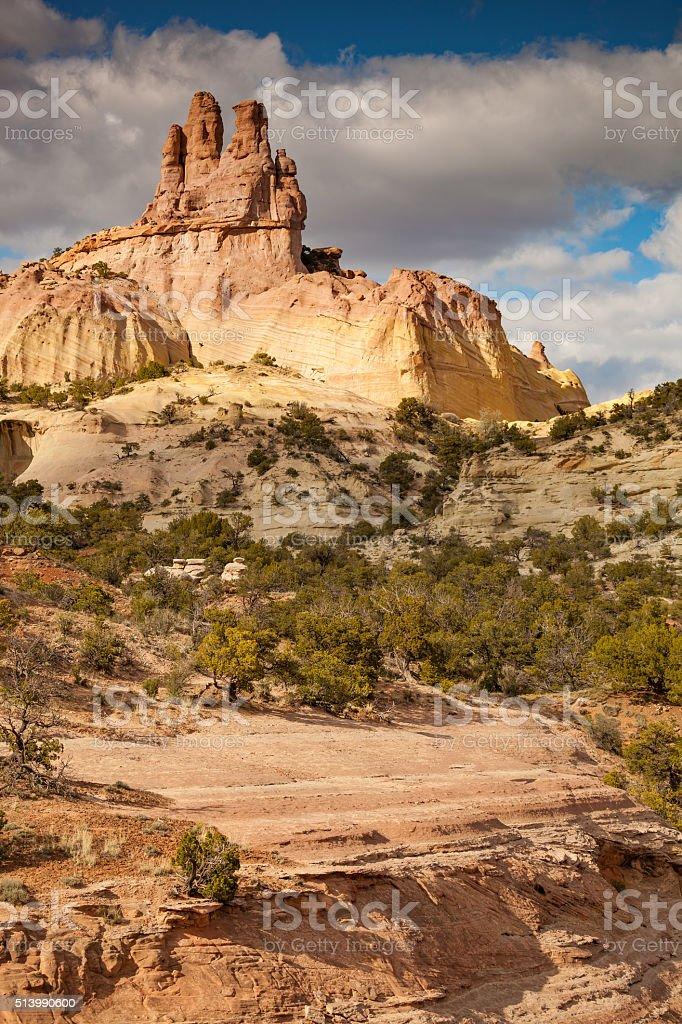nature landscape southwest stock photo