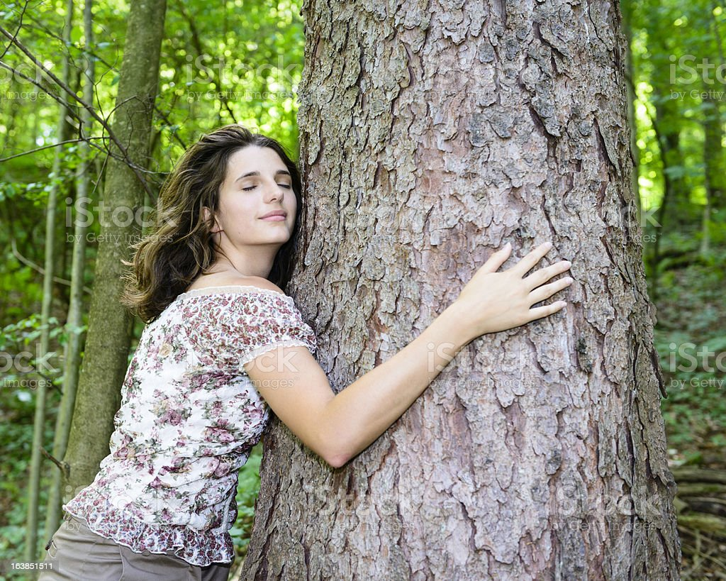 Nature Lover royalty-free stock photo