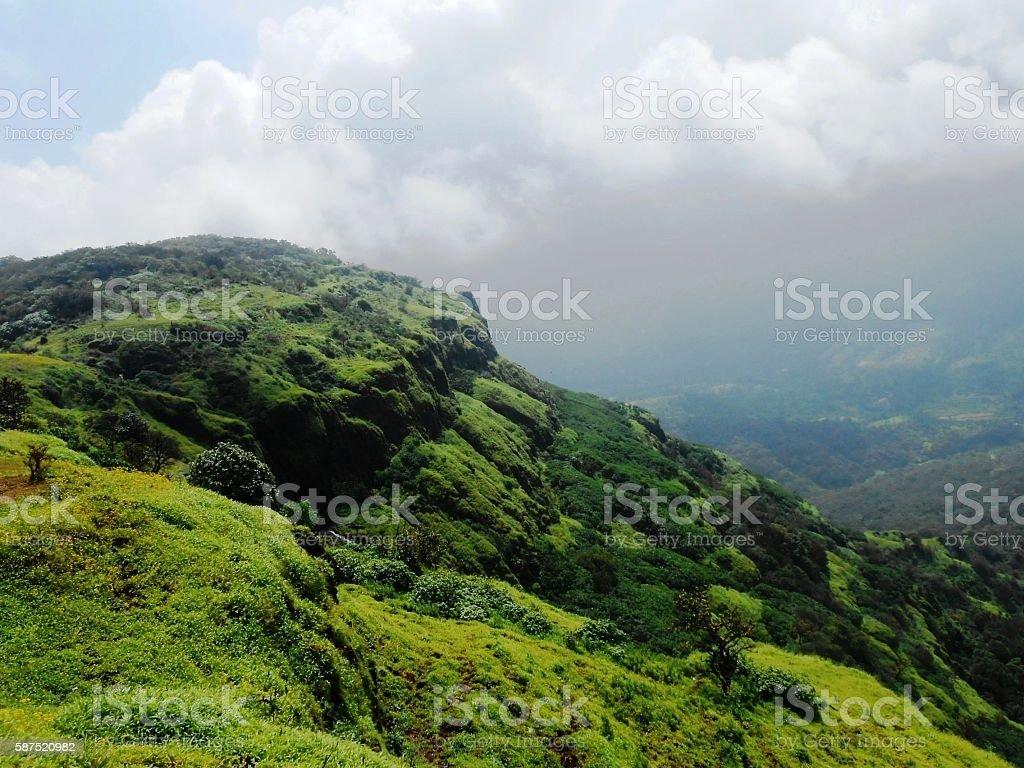 nature of mount abu stock photo