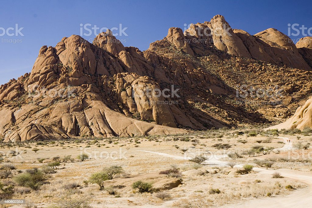 nature of namibia royalty-free stock photo