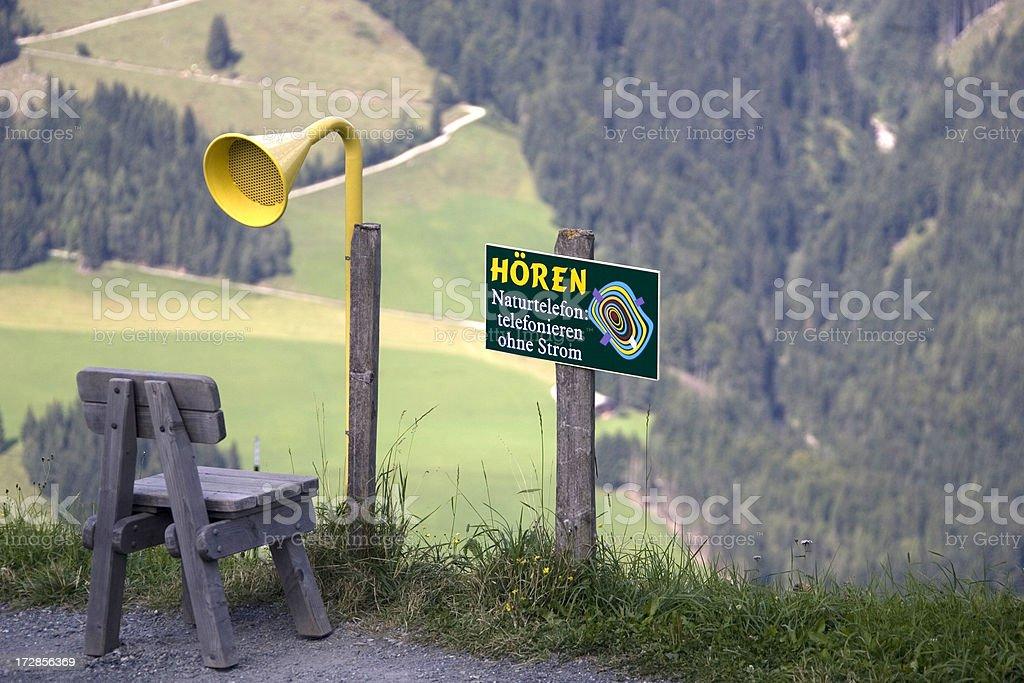 nature phone royalty-free stock photo