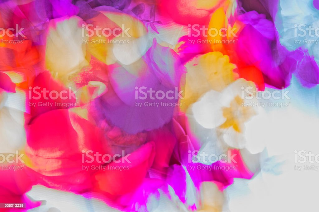 Nature,Vibrant coloured pantones stock photo