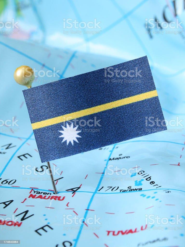 Nauru stock photo