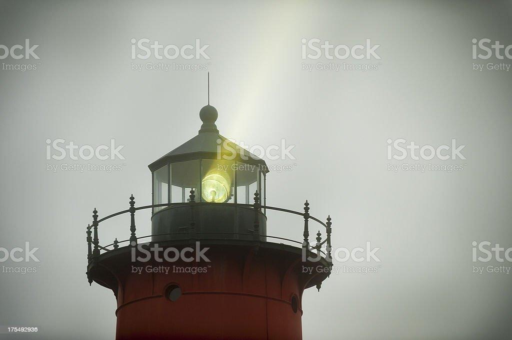 Nauset Lighthouse royalty-free stock photo