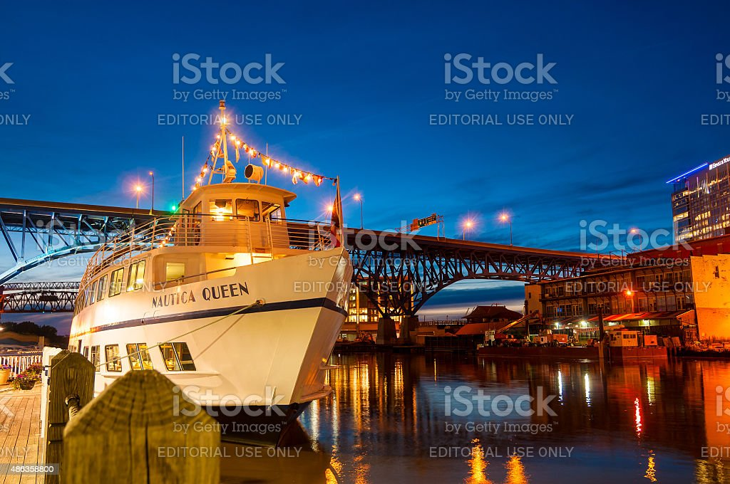Nautica Queen stock photo