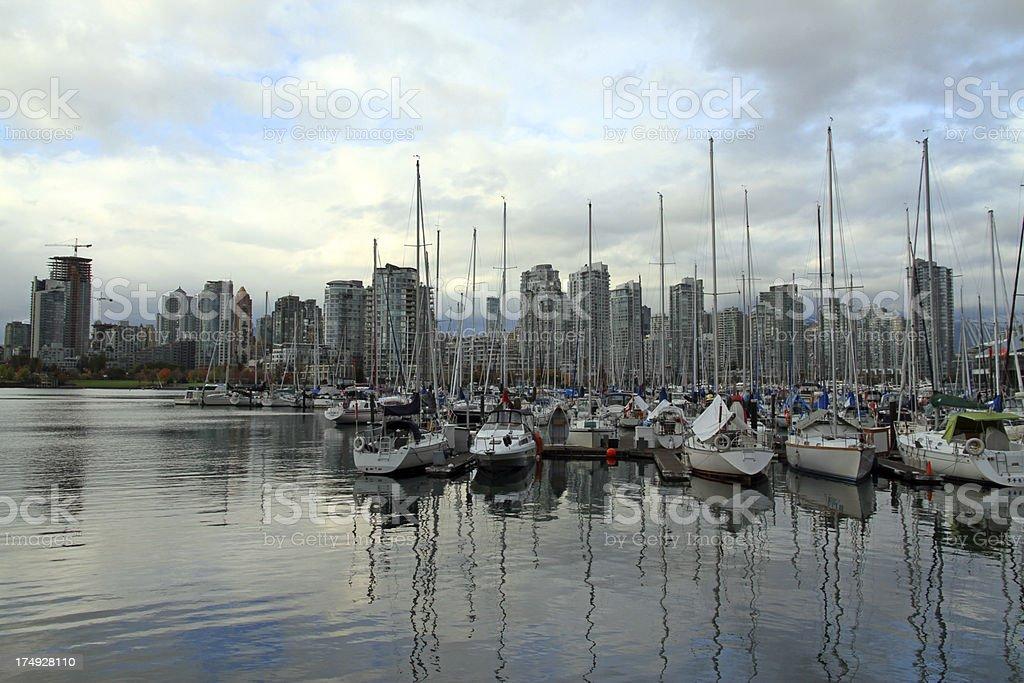 Nautical Array royalty-free stock photo