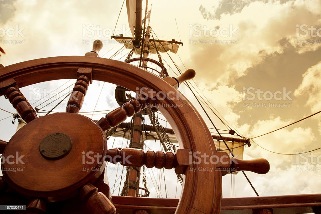 Nautical stock photo