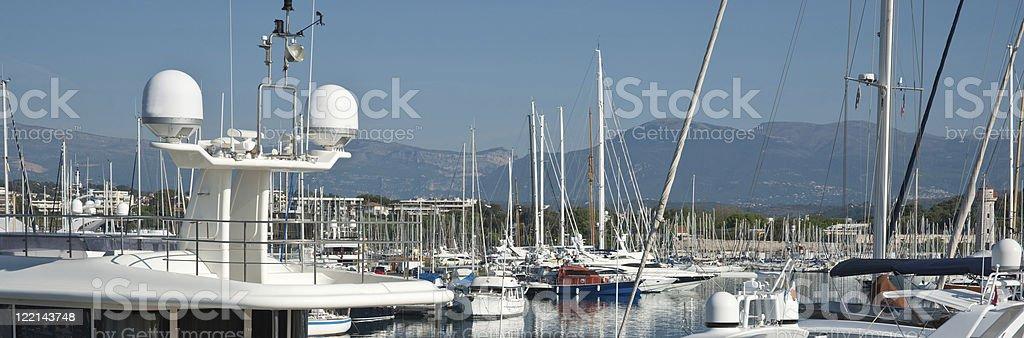 Nautical scene. stock photo