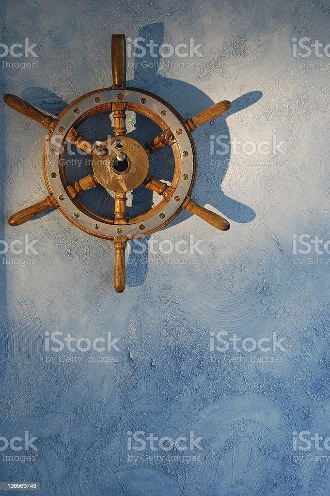 nautical stile royalty-free stock photo