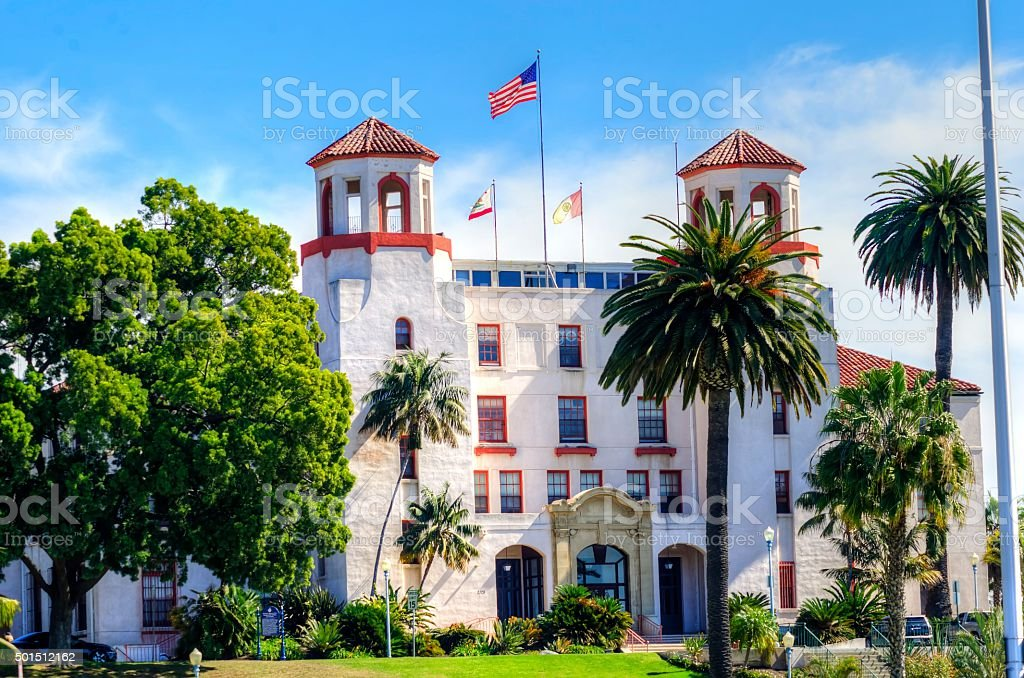 Naval Medical Center San Diego stock photo