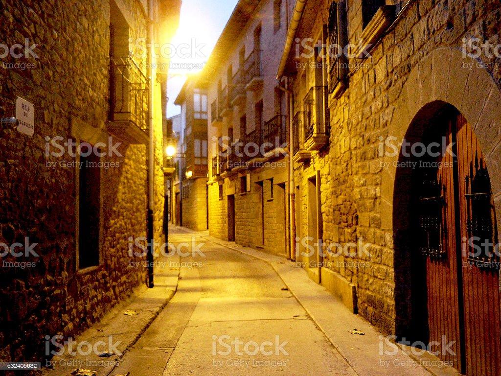 Navarra stock photo