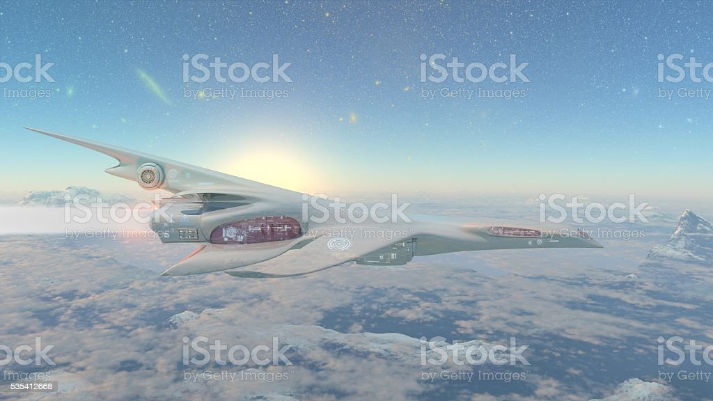 nave fenix stock photo