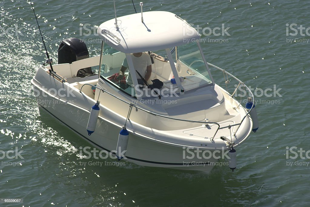navegando, sailing royalty-free stock photo