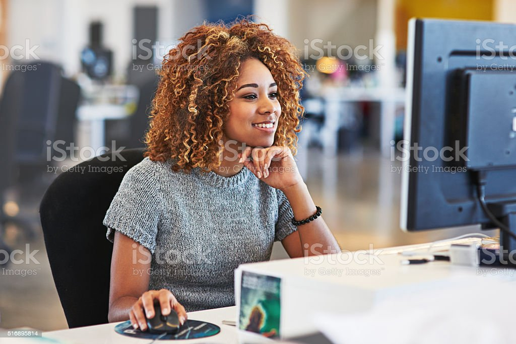 Navigating the business network stock photo