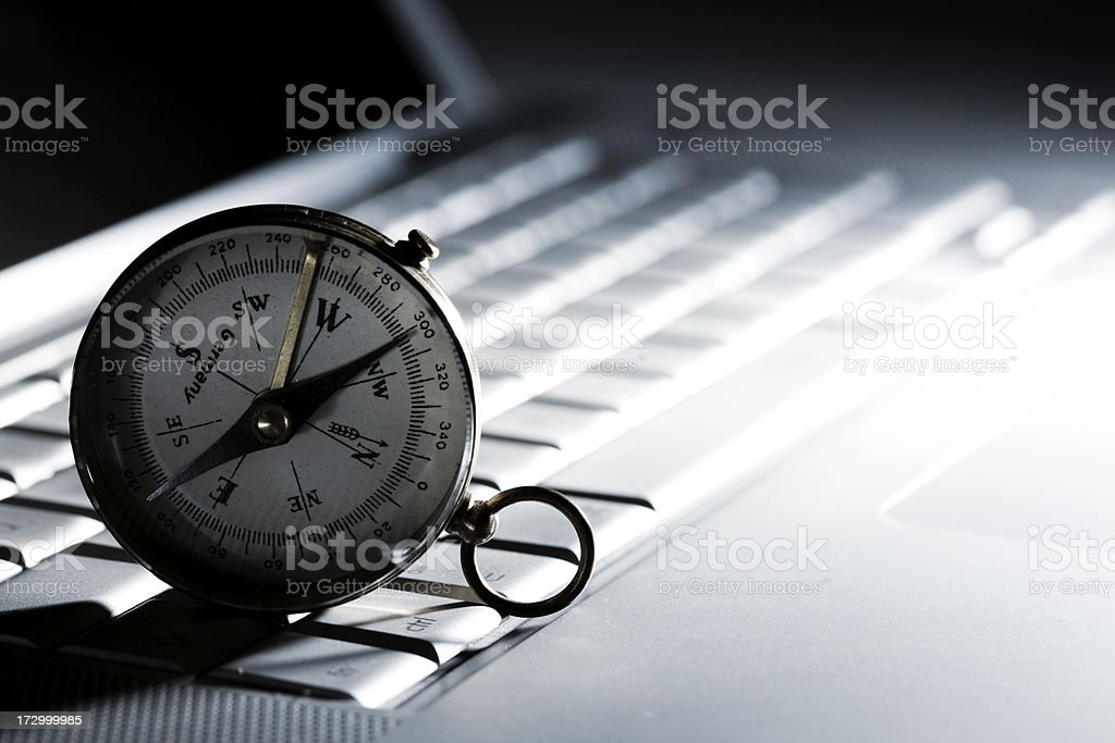 Navigation royalty-free stock photo