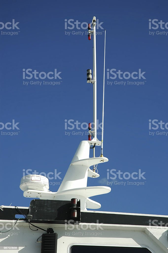 navigational equipment royalty-free stock photo