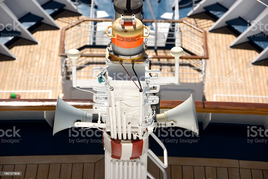 Navigational System stock photo