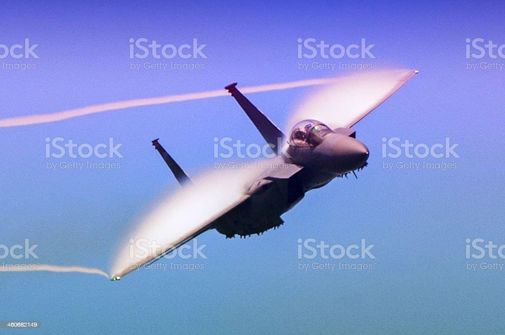 Navy F-18 Super Hornet stock photo