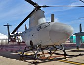 Navy MQ-8 Fire Scout Drone