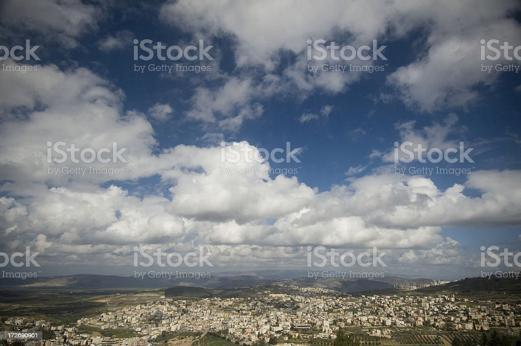 Nazareth royalty-free stock photo