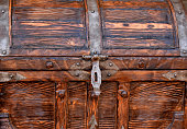 Аncient wooden chest