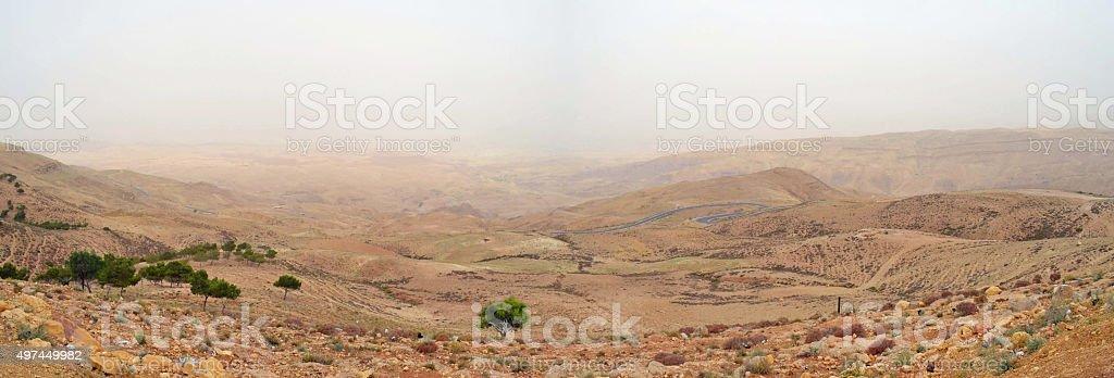 Nebo Valley stock photo