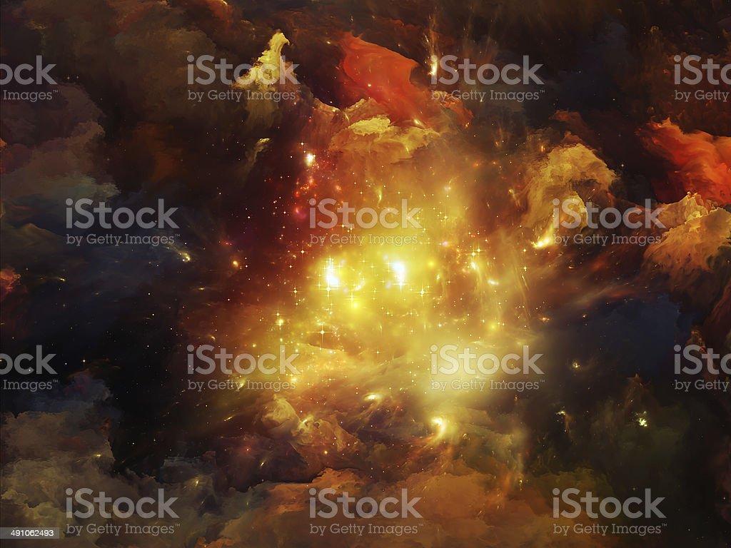 Nebula Dreams stock photo