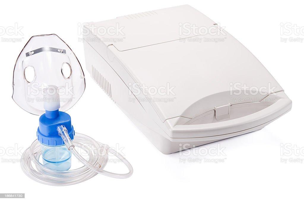 nebuliser stock photo