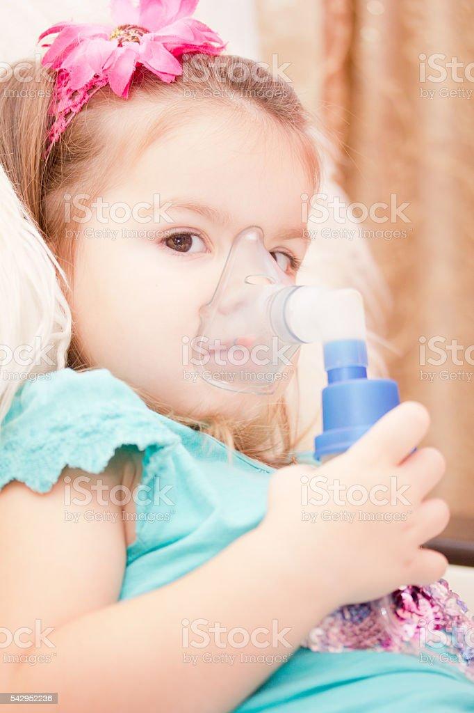 nebulizer stock photo