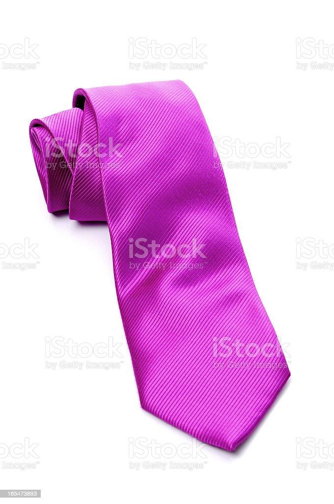Necktie isolated royalty-free stock photo